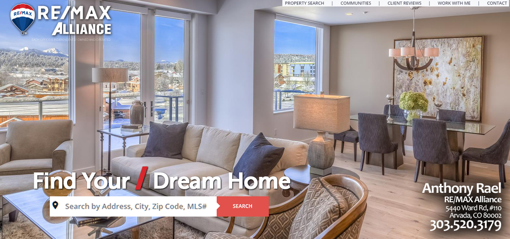 Find Your Colorado Dream Home : Denver Colorado MLS Homes For Sale Property  Listings : SearchDenverHomesForSale