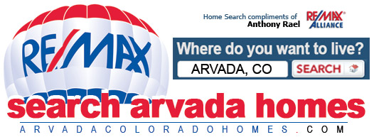 Looking for a Home In Arvada?  Where Do You Want to Live?  Find Your Dream Home Today!  Anthony Rael, REMAX Alliance